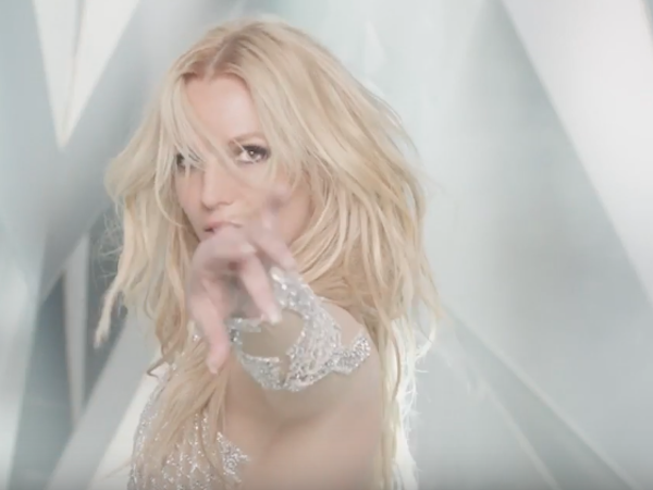 Britney Spears Drops New Single 'Clumsy'