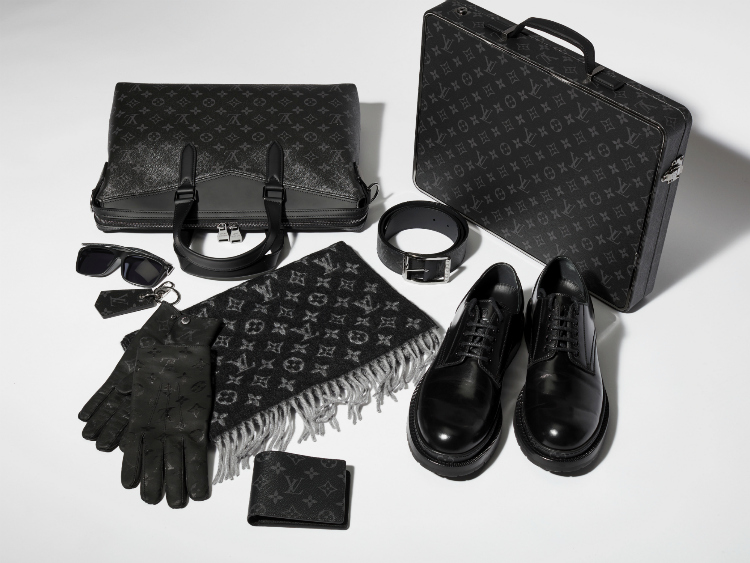0c6e513c2a93 Daily Crush  Monogram Eclipse Collection by Louis Vuitton