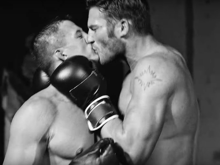 Watch: Versace's Steamy, Homoerotic Short Film for Newest Fragrance