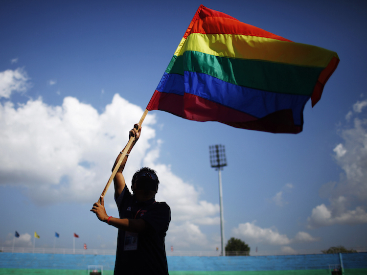Egypt puts 17 allegedly gay men on trial for 'debauchery'