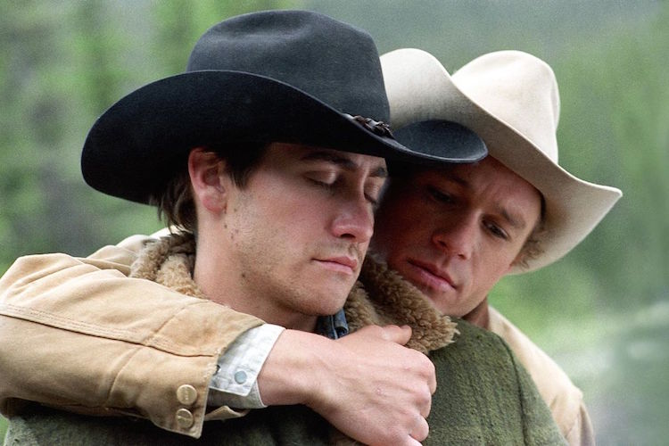 Heath Jake Brokeback Mountain