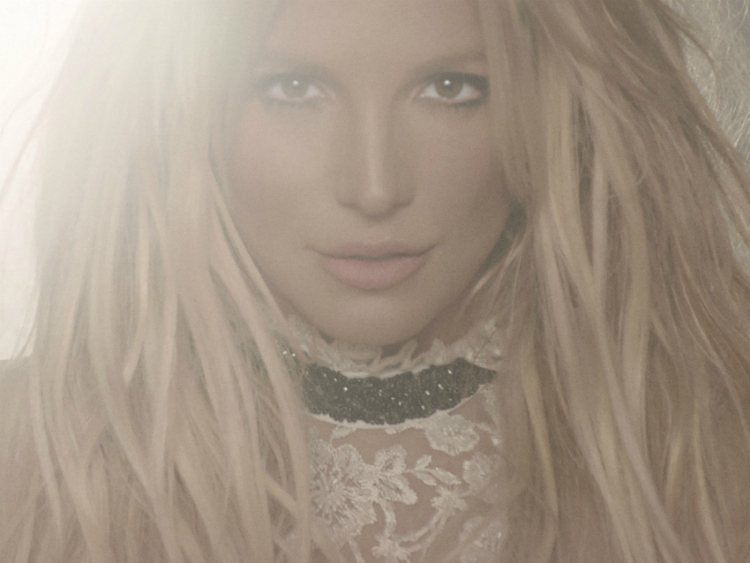 Britney Spears glory release
