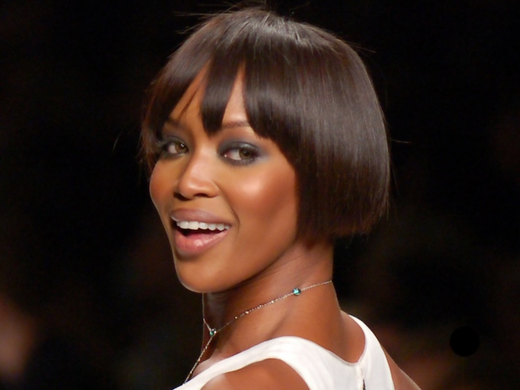 Naomi Campbell Is Not ...