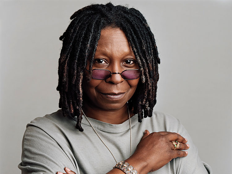 whoopi goldberg on weed being an ally sister act 3