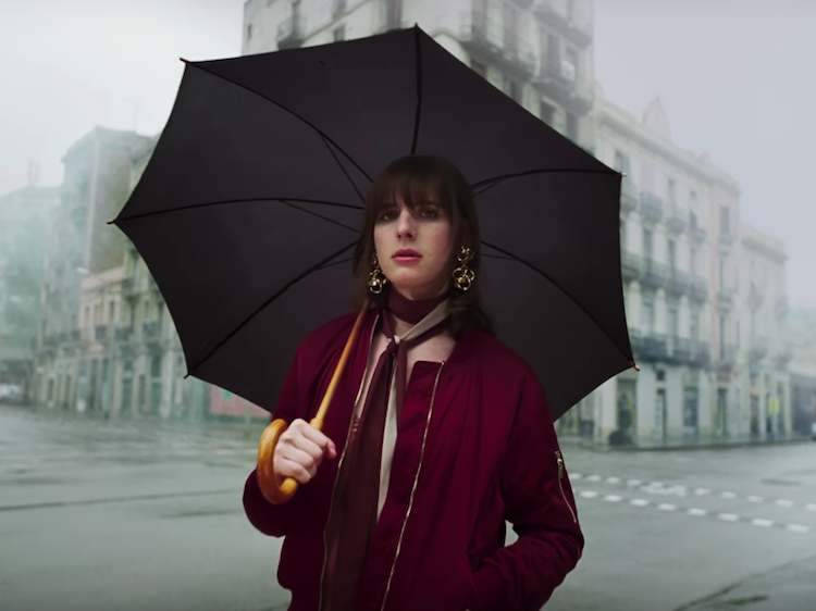 Trans Model Hari Nef Same Sex Kiss Featured In New Hm Ad