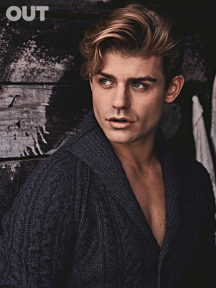 Exclusive: Garrett Clayton Leaves His Disney Past—and ...