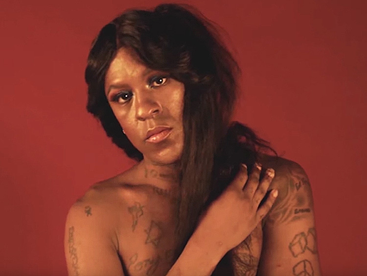 Rapper Mykki Blanco: 'I Want a Dyke for President, Fag for Vice President'
