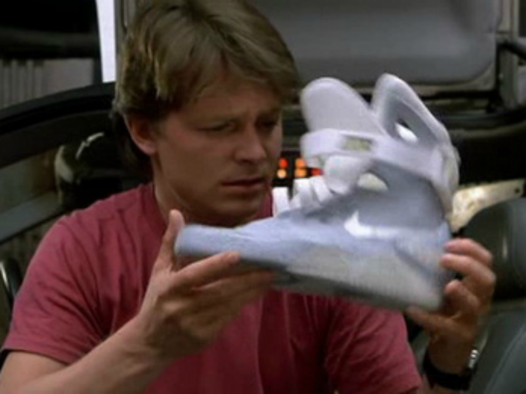 Nike Back to the Future Mag sneakers