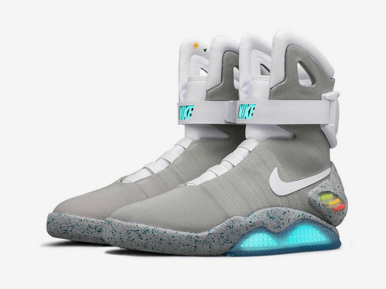 nike s back to the future self tying sneaker is here