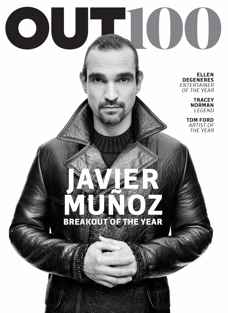 Out100: Javier Muñoz, Breakout of the Year