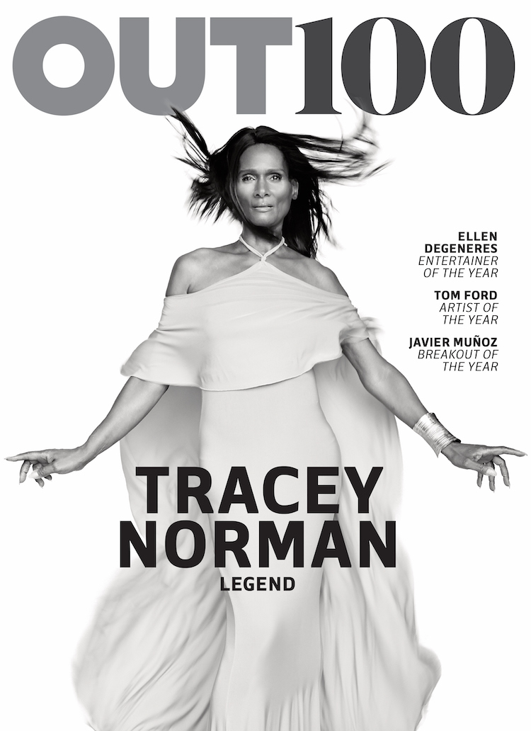 Out100: Tracey Norman, Legend