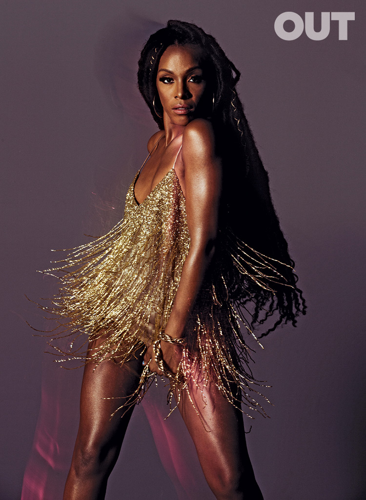 Dawn Richard Finds Herself In The Color And Gender Blind