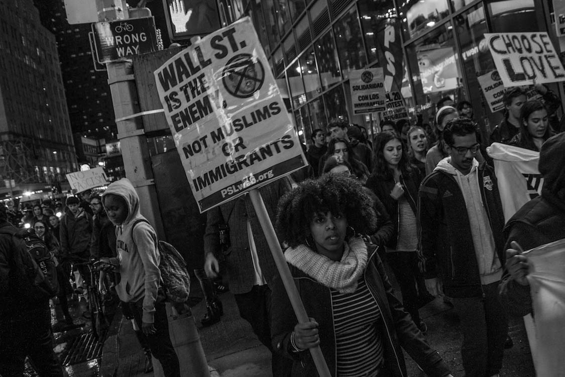 New Yorkers Against Trump