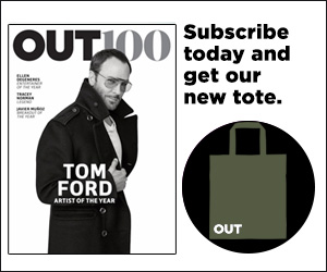 Subscribe to OUT Magazine and get a free tote