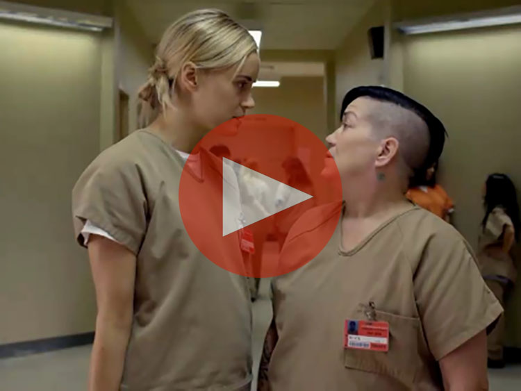 Taylor Schilling and Lea DeLaira on Making Progress With Trans and Queer Characters