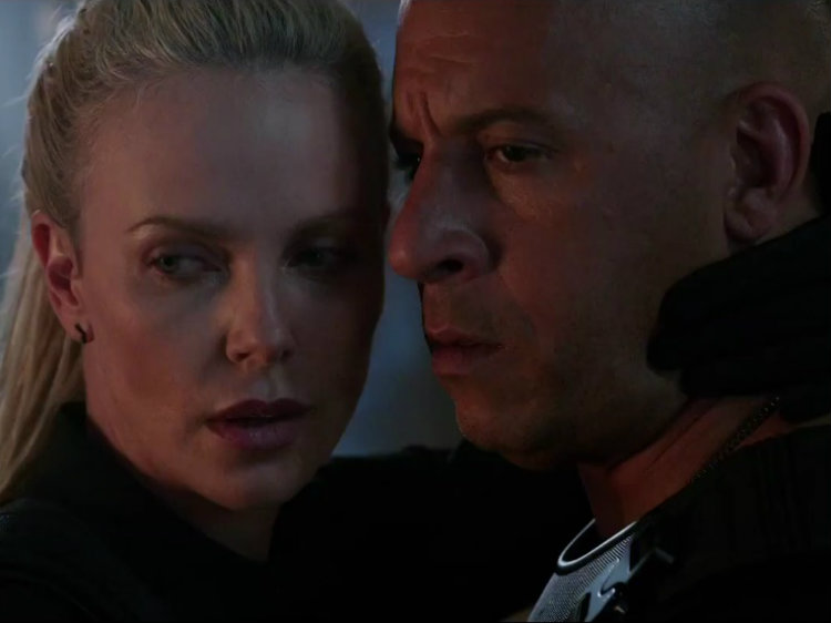 Vin Diesel turns villainous in 'The Fate Of The Furious' trailer