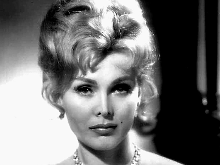 Iconic 20th Century Socialite Zsa Gabor Passed Away At 99