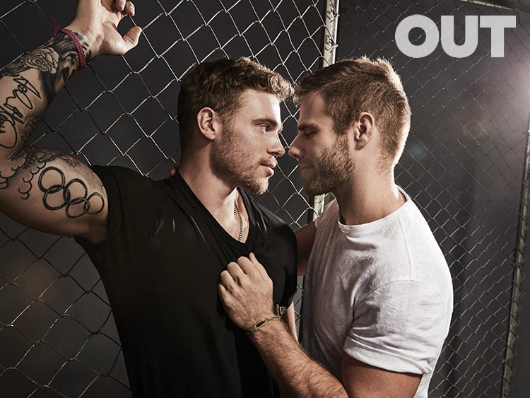 The Love Portfolio: Gus Kenworthy + Matt Wilkas