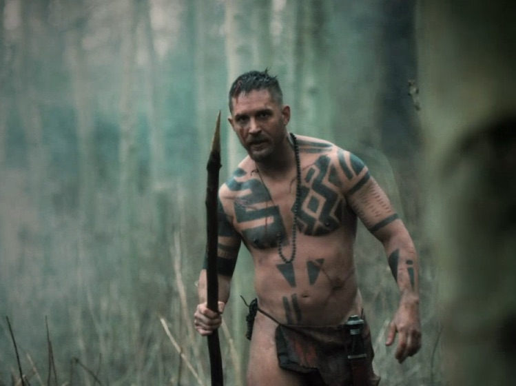 Tom Hardy Reportedly Chases After Thief, Yells