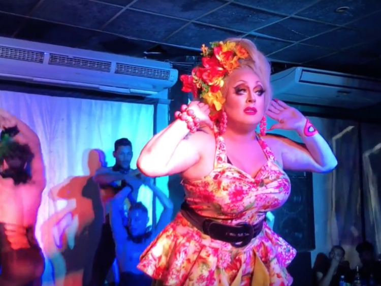 Mimi Imfurst Becomes First American Drag Queen to Perform in Cuba