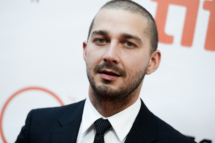 Shia LaBeouf Launches 4-Year Anti-Trump Protest At Museum of the Moving Image
