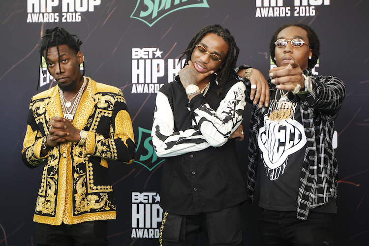Rap Group Migos: Supporting iLoveMakonnen's Coming Out is ...