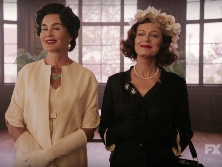 The Official Trailer For Feud Bette And Joan Looks So Good