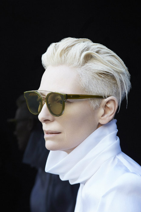 Tilda Swinton Designed Your New Favorite Sunglasses Out
