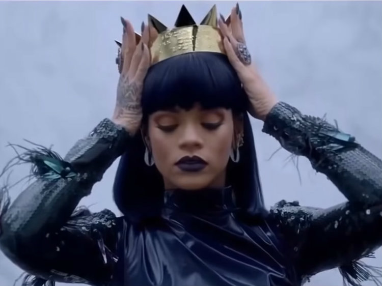 Rihanna, Love on the Brain, Billboard