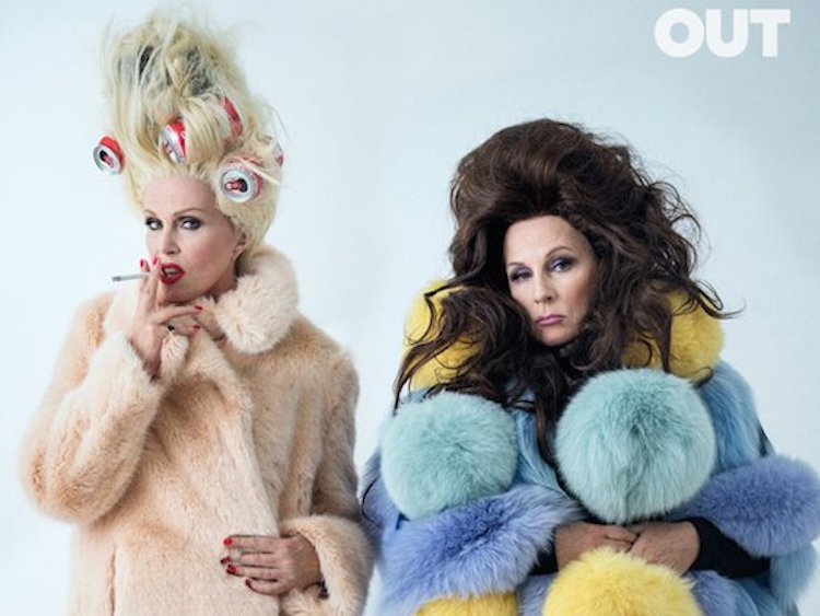 ab fab out