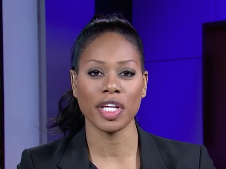 Laverne Cox, Mara Keisling School Right-Winger on Trans Issues