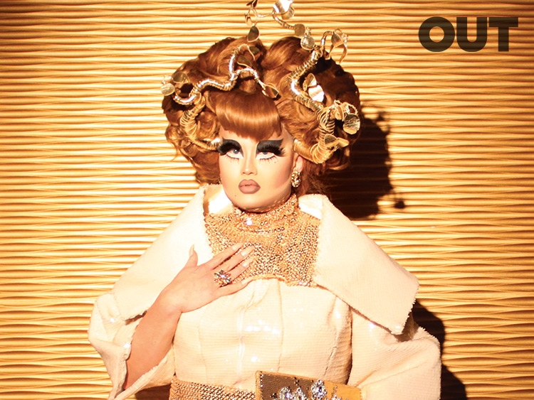 Drag star Kim Chi on her single-minded ambition