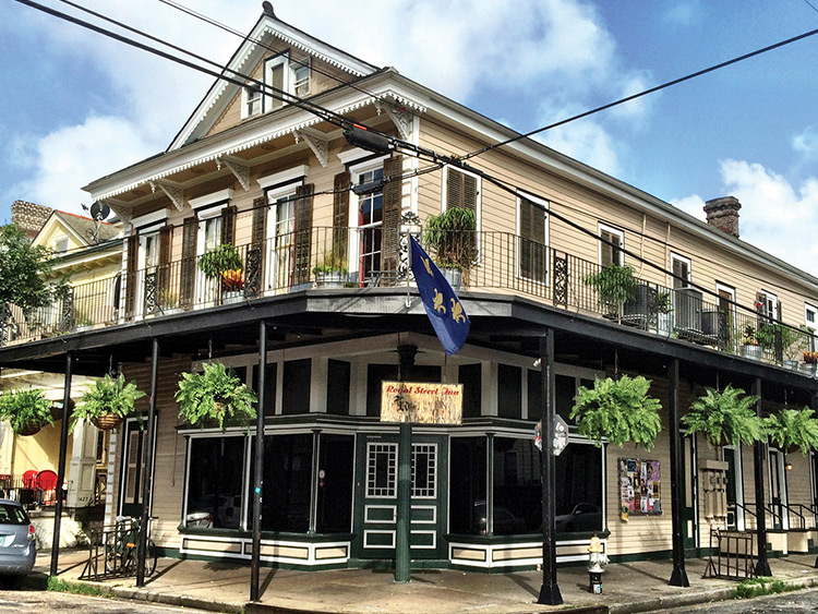 Marigny and Bywater, New Orleans