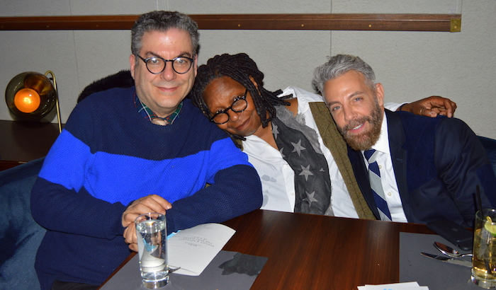 Me Whoopi And Tom
