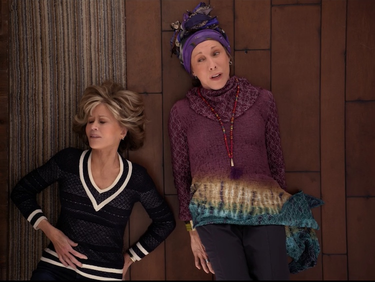 grace & frankie season 3