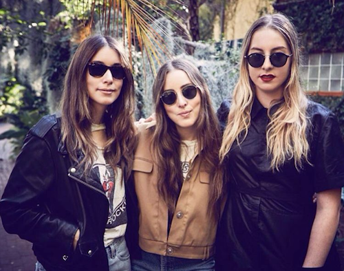 Haim Tease Their Forthcoming Album with New Billboards