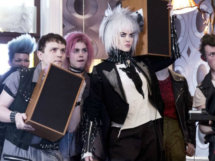 John Cameron Mitchell's 'How to Talk to Girls at Parties' Explains Punk