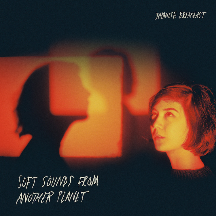 Japanese Breakfast   Soft Sounds From Another Planet Album Art