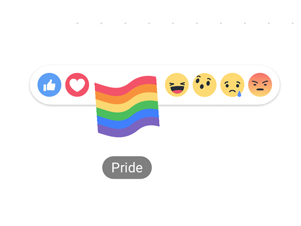 RIP Facebook Pride Reaction, We Barely Knew Ye