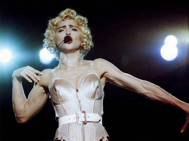 Tupac reveals why he dumped Madonna in unearthed letter from prison