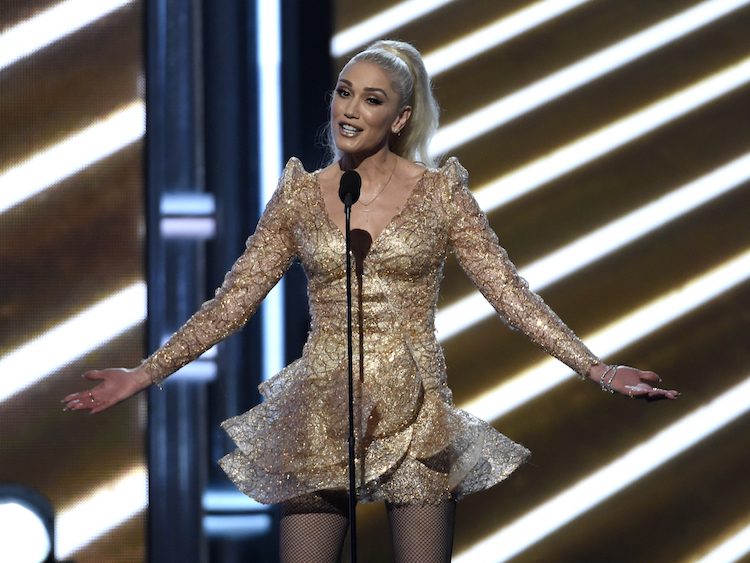 Gwen Stefani is being sued for encouraging a stampede at her show