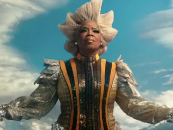 Gag Over Oprah Winfrey in the First Trailer for 'A Wrinkle in Time'