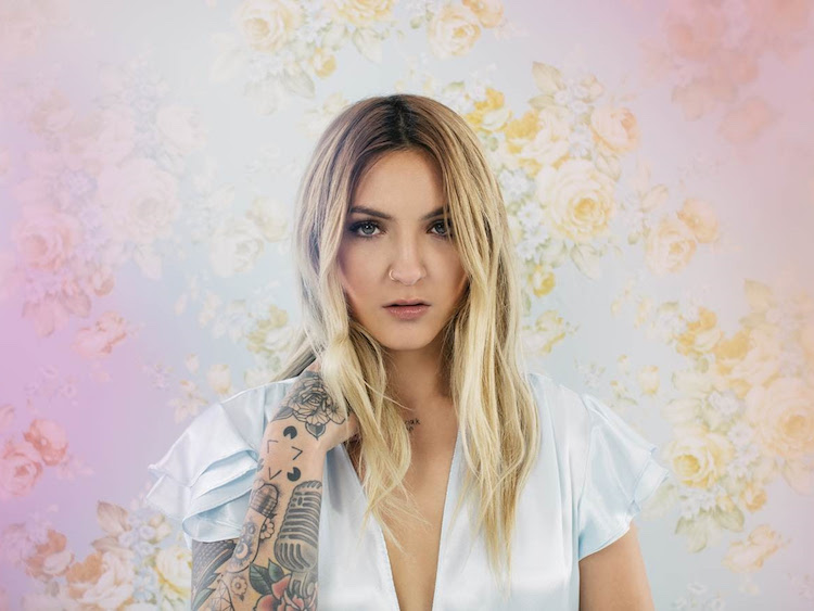Julia Michaels Plays \'The Late Late Show,\' Releases Debut Mini-Album