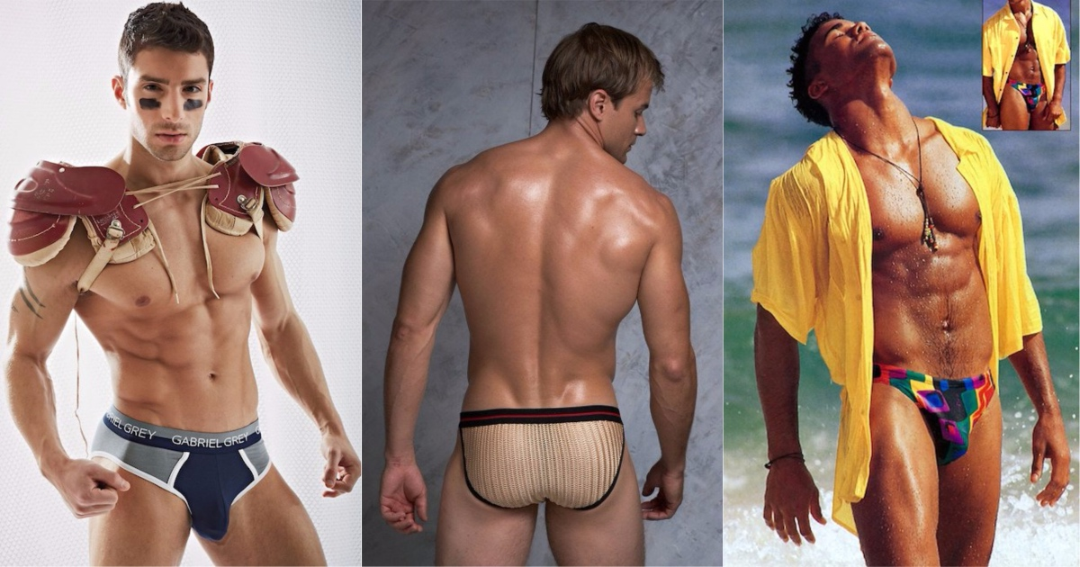 3c0b7c5290 The Best (and Worst) of International Male & Undergear Over the Years