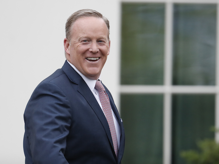 Sean Spicer reportedly declines 'Dancing with the Stars' offer