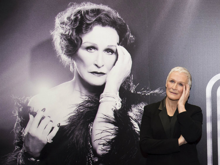 Glenn Close, Sunset Blvd, Sunset Boulevard