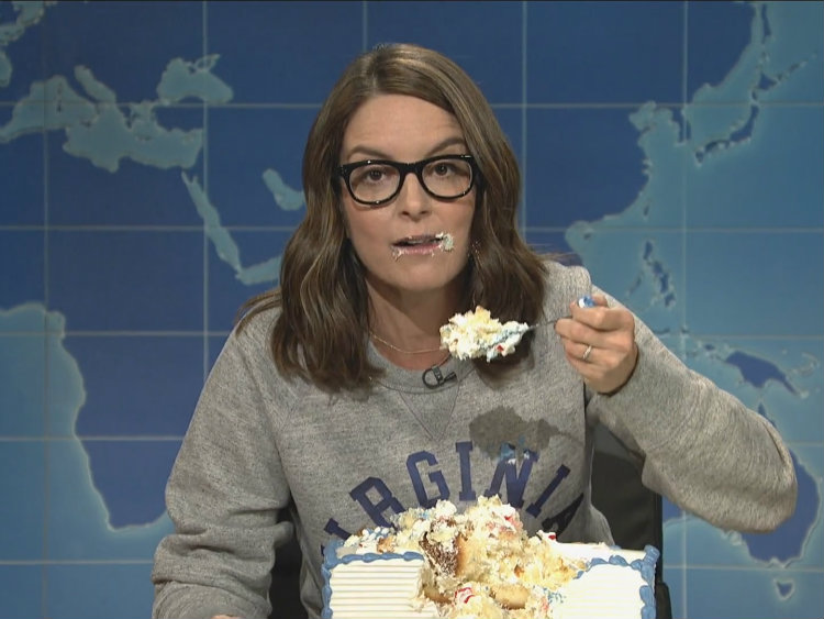 Tina Fey, SNL, Saturday Night Live