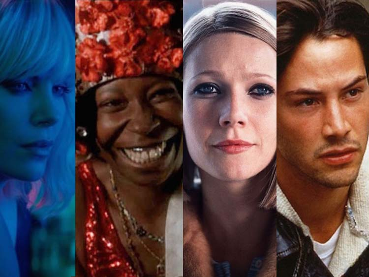 Gallery: Celebrating 12 Bisexual Trailblazers in Cinema