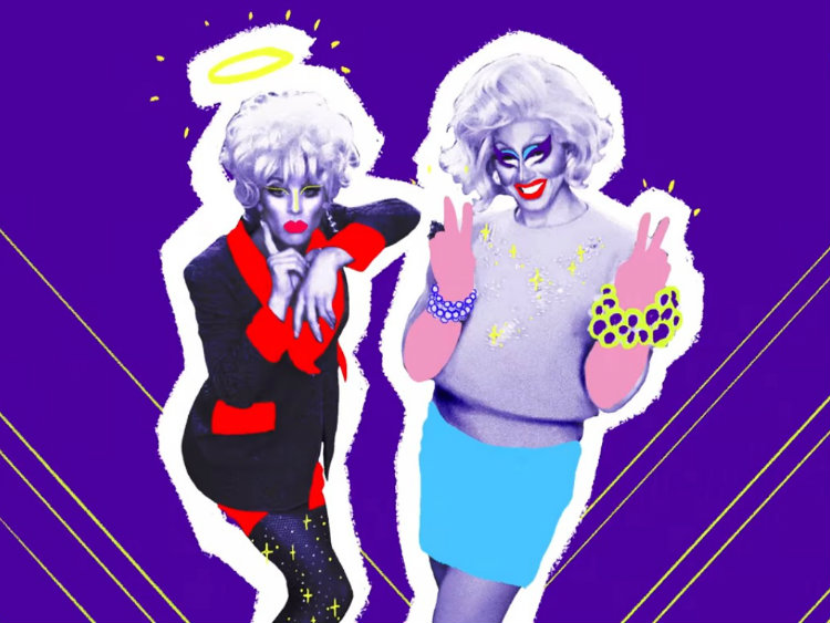 Image result for the trixie and katya show episode 1