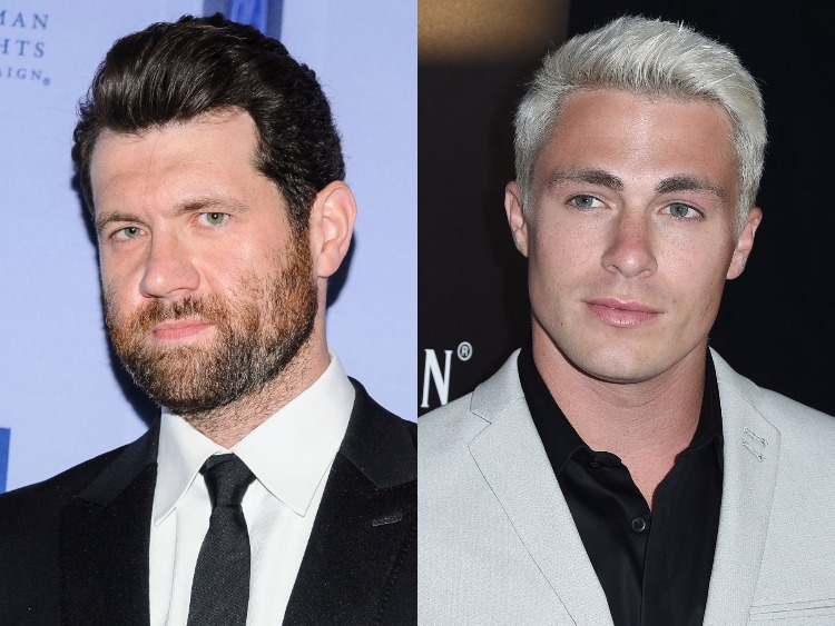 Colton Haynes & Billy Eichner's Steamy AHS Sex Scene Is Circulating Twitter